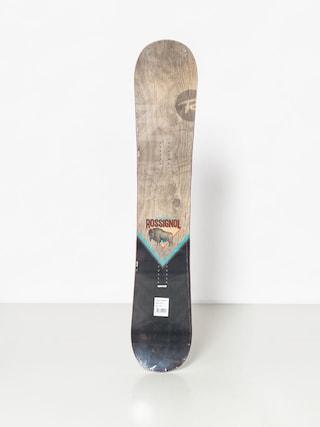 Deska snowboardowa Rossignol Templar (teal/natural/orange)