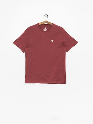 T-shirt Element Crail (oxblood red)