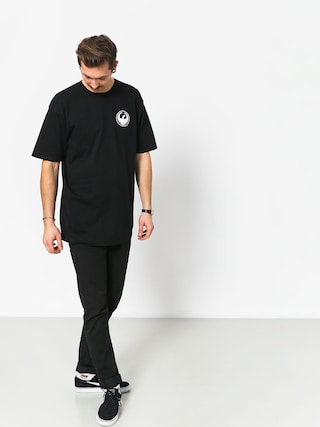 T-shirt Dragon Icon Staple Line (black)