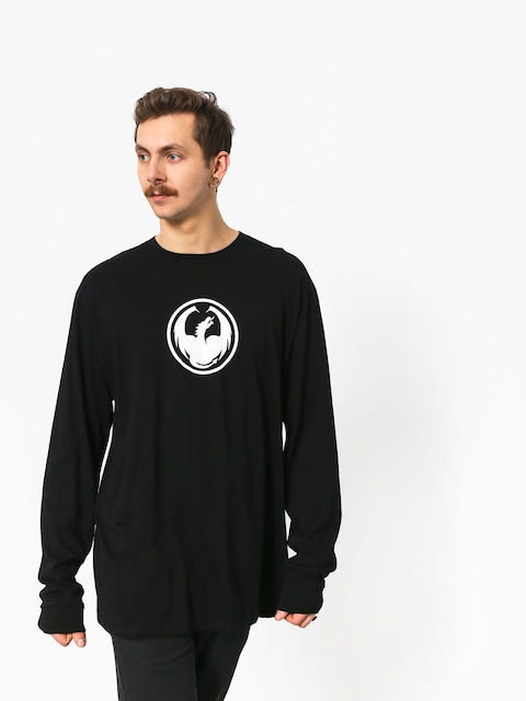 Longsleeve Dragon Icon Staple Line