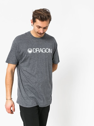 T-shirt Dragon Trademark (charcoal heather)