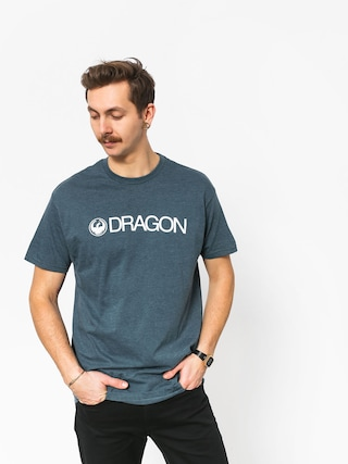 T-shirt Dragon Trademark (navy heather)