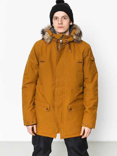 Kurtka Quiksilver Ferris (golden brown)
