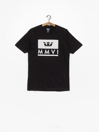 T-shirt Supra Crown Jewel (black/wht)