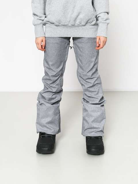 Spodnie snowboardowe Volcom Species Stretch Wmn (hgr)