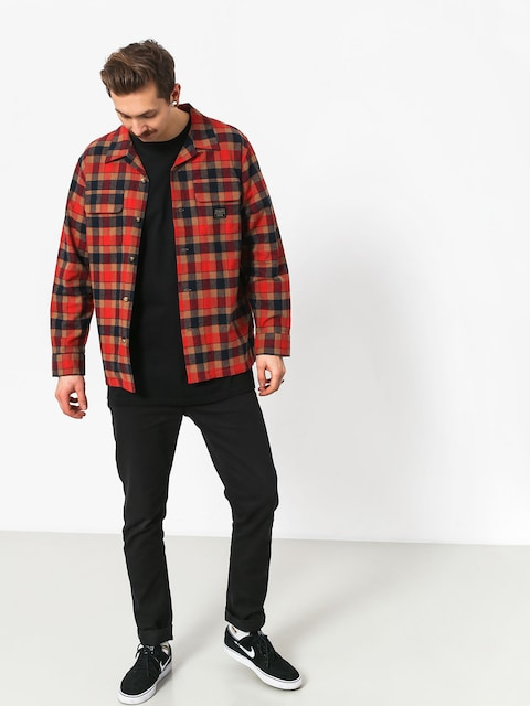 Koszula Emerica Pendleton Ls Flannel (red/navy)
