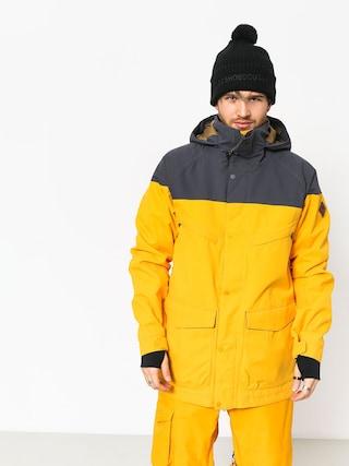 Kurtka snowboardowa Burton Breach (golrod/trcdro)