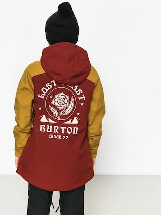 Kurtka snowboardowa Burton Eastfall Wmn (sparrw/evilo)