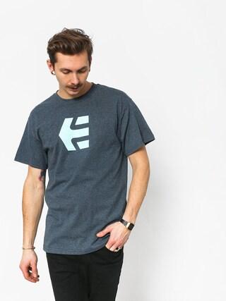 T-shirt Etnies Mod Icon (navy/heather)