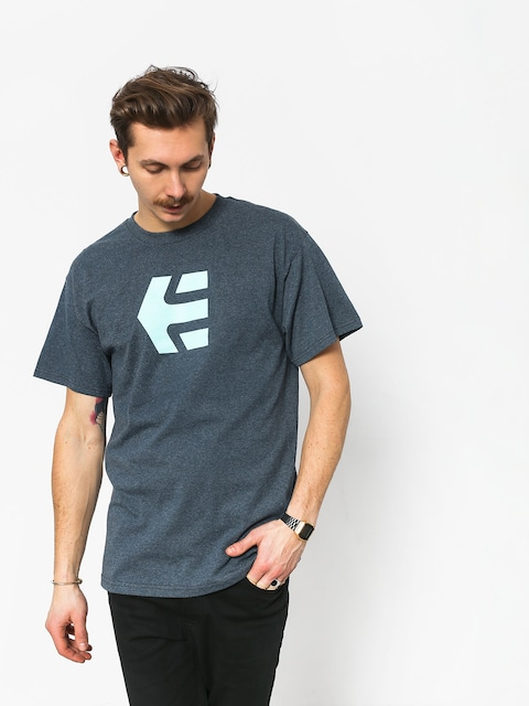 T-shirt Etnies Mod Icon (navy/heather)