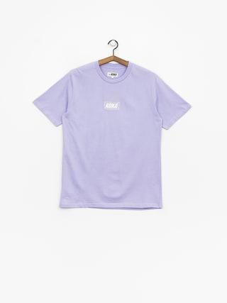T-shirt Koka Clarity Boxlogo (violet)