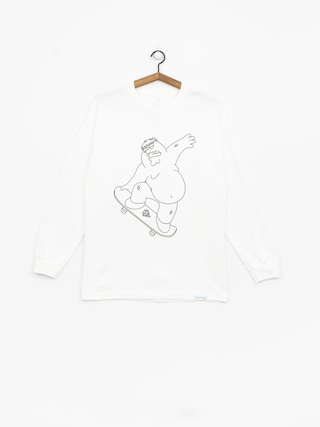 Longsleeve Diamond Supply Co. Peter Griffin (white)