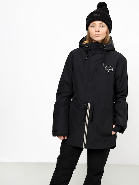 Kurtka snowboardowa Airblaster Stay Wild Parka Wmn (black)