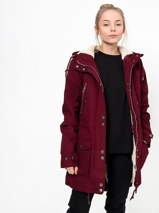 Kurtka Volcom Walk On By Parka Wmn (bur)