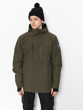 Kurtka snowboardowa Quiksilver Mission Soli (grape leaf)