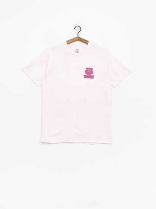 T-shirt Koka Blurry (pink)