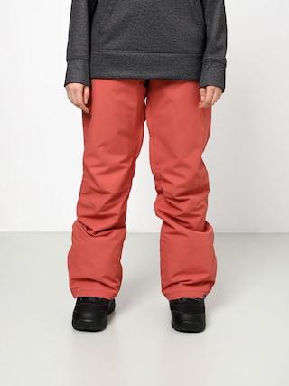 Spodnie snowboardowe Roxy Backyard Wmn (dusty cedar)