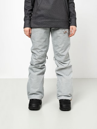 Spodnie snowboardowe Roxy Nadia Wmn (warm heather grey)