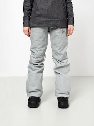 Spodnie snowboardowe Roxy Nadia Wmn (warm heather grey)