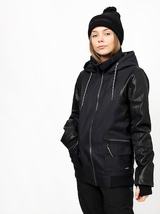 Kurtka snowboardowa Volcom Baza Ins Wmn (blk)