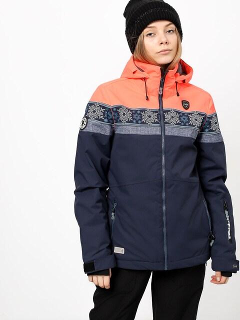 Kurtka snowboardowa Rehall Anna R Wmn (navy)