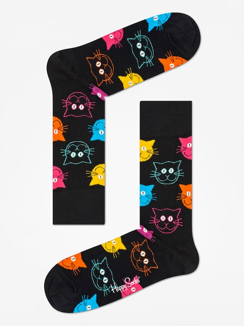 Skarpetki Happy Socks Animal Cat