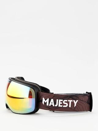 Gogle Majesty The Force S (black/photochromatic)