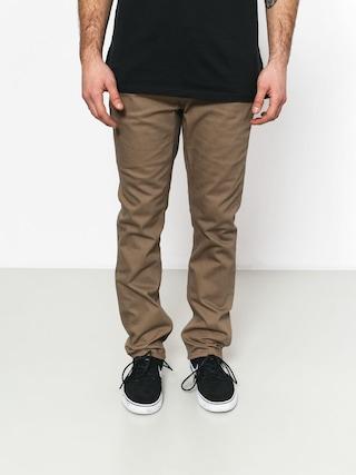 Spodnie Volcom Vorta 5 Pocket Slub (gri)