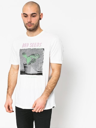 T-shirt Volcom Bad Seed Hth (wht)