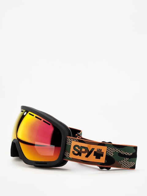 Gogle Spy Marshall (camo happy gray green w/red spectra happy yellow w/lucid green)