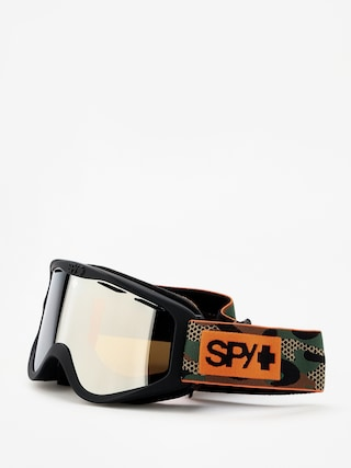Gogle Spy Cadet (camo bronze w/silver spectra)