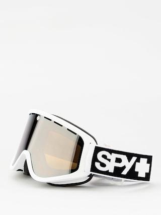 Gogle Spy Woot (matte white bronze w/silver spectra persimmon)