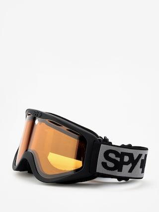 Gogle Spy Cadet (matte black persimmon)