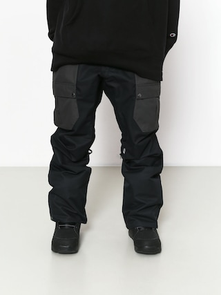 Spodnie snowboardowe Airblaster Freedom Cargo (black)