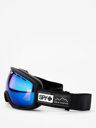 Gogle Spy Marshall (essential black happy rose w/dark blue spectra happy light gray green w/lucid red)