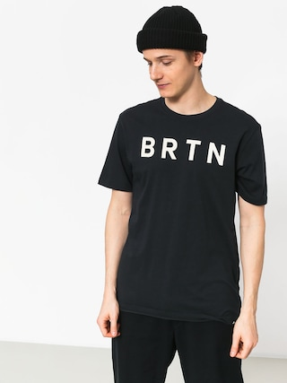 T-shirt Burton Brtn (true black)