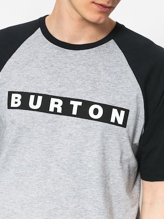 T-shirt Burton Vault (gray heather)