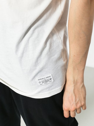 T-shirt Burton Vault (stout white)