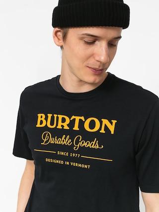 T-shirt Burton Durable Gds (trublk/gold)