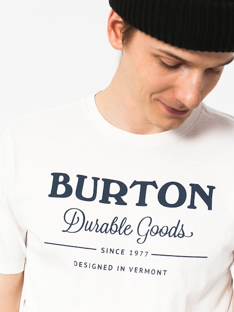 T-shirt Burton Durable Gds (stout white)