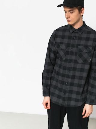 Koszula Burton Brighton Flnl (true black htr buff)