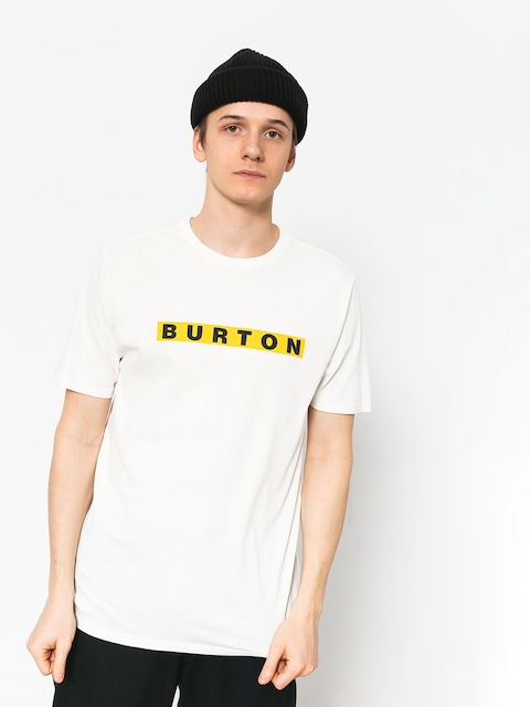 T-shirt Burton Dp Thnkr (stout white)