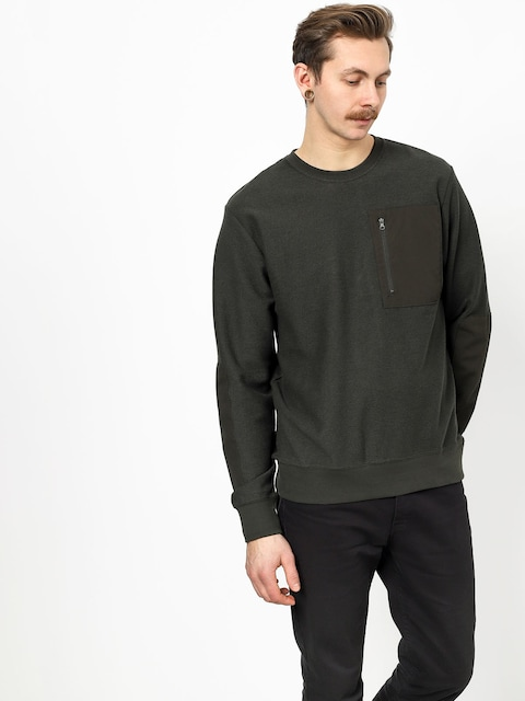 Longsleeve Nike SB Sb Top Overlays (sequoia)