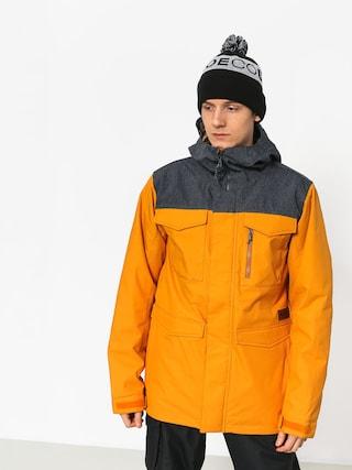Kurtka snowboardowa Burton Covert (gldnok/denim)