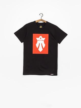 T-shirt Majesty Team (black)