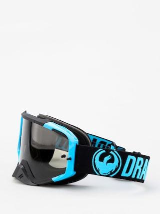 Gogle Dragon MXV MAX (blue/smoke)