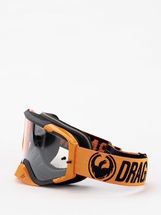 Gogle Dragon MXV MAX (break orange/clear)