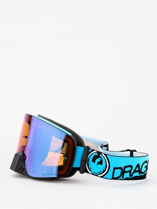 Gogle crossowe Dragon NFXs (optimus blue/lumalens blue ion clear)