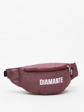 Nerka Diamante Wear White Logo (burgundy)