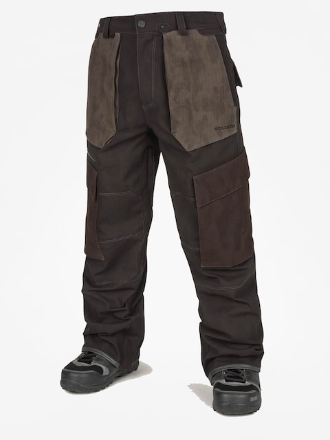 Spodnie snowboardowe Volcom Seventy Fives (blc)